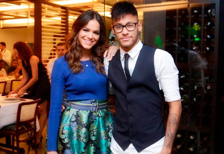 As Idas E Vindas Do Namoro Entre Neymar E Bruna Marquezine Lovz