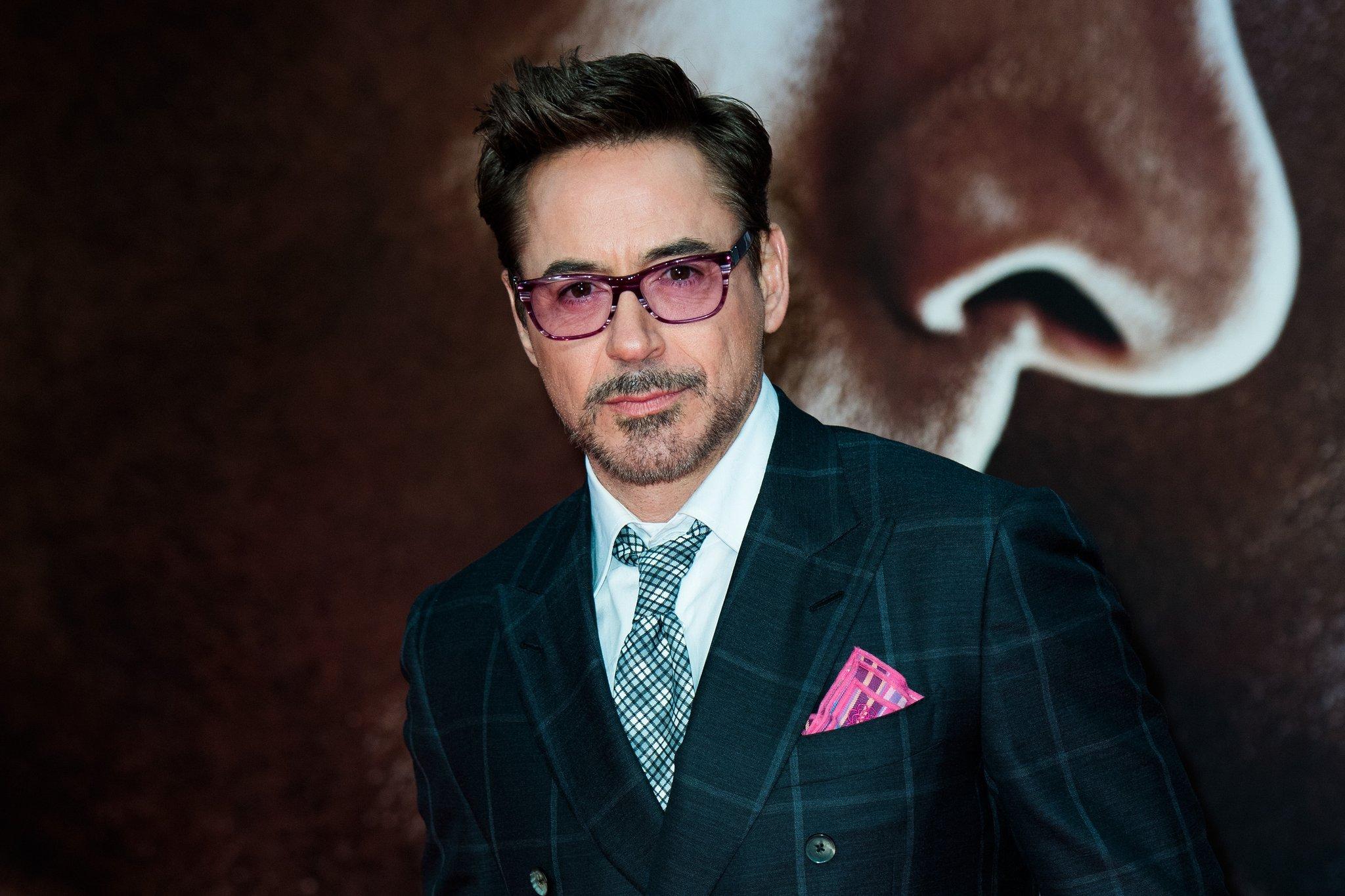 Robert Downey Jr trará o Homem de ferro ao longa