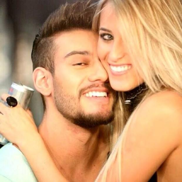 Lucas Lucco e Lorena ainda são visto juntos