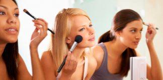 Maquiagem para ir à escola