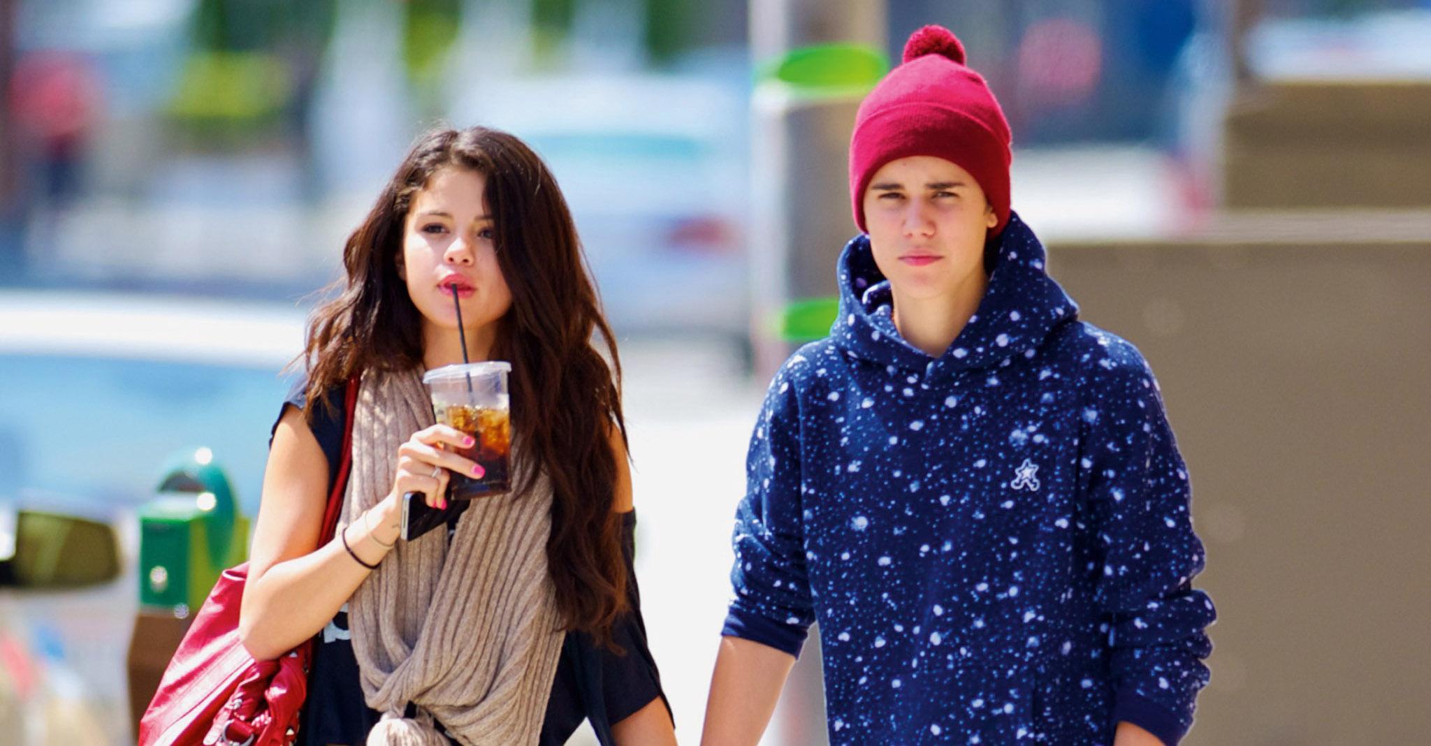 Apesar das brigas e polêmicas, o amor de Justin e Selena venceu e eles tentaram novamente