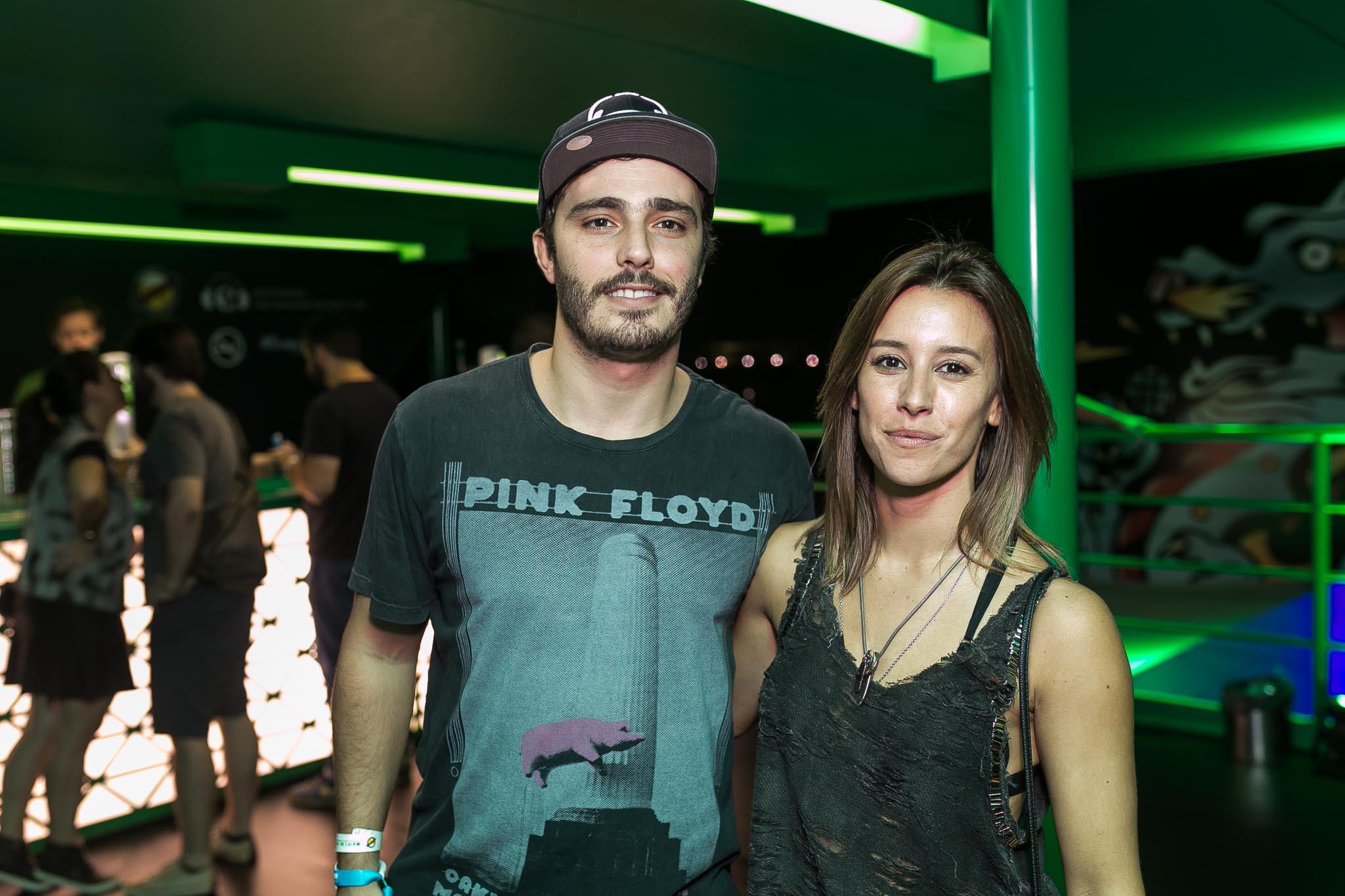 Thiago Fernandes e Cris Dias armam confusão e se separam