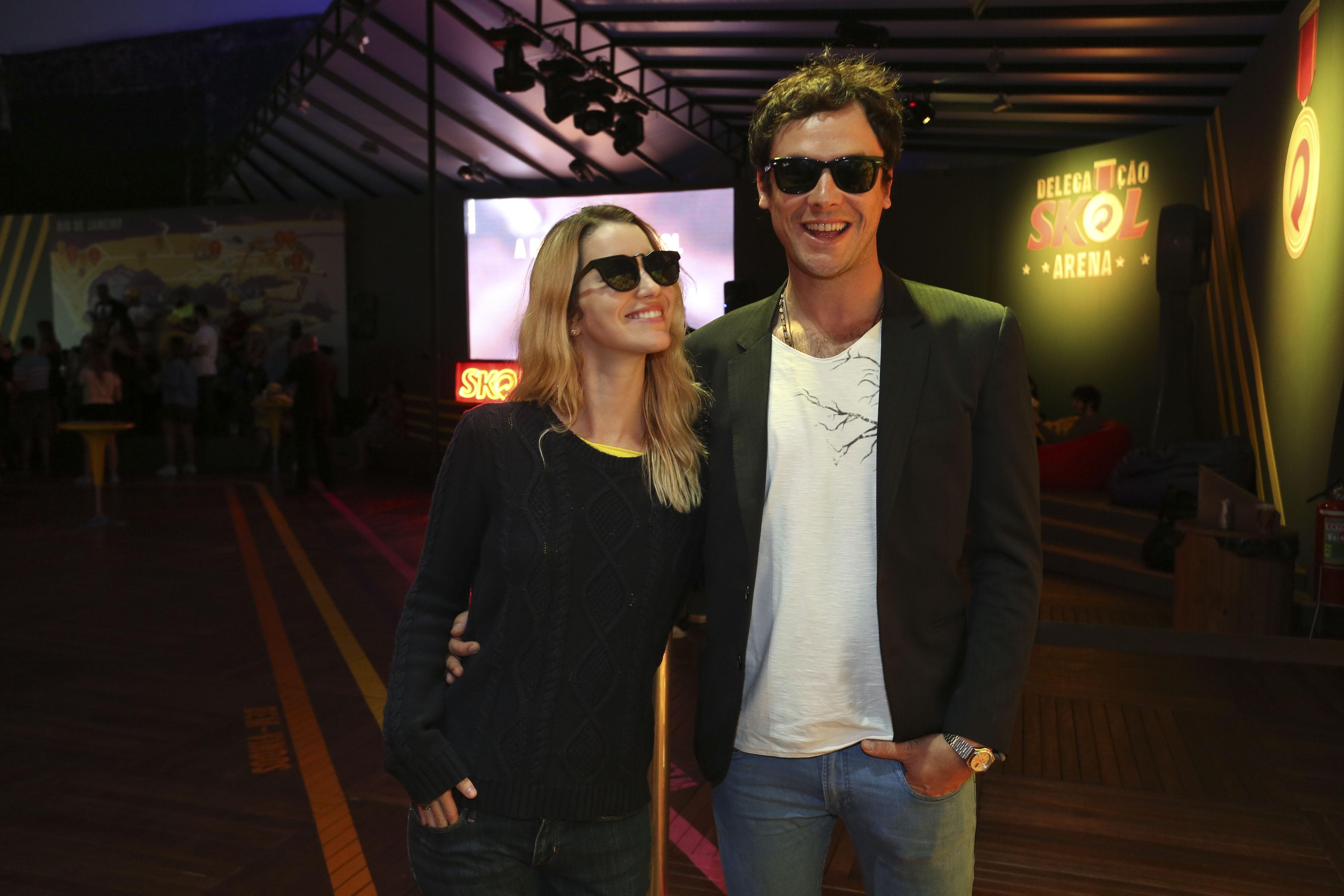 Sérgio Guizé e Nathalia Dill não são mais um casal