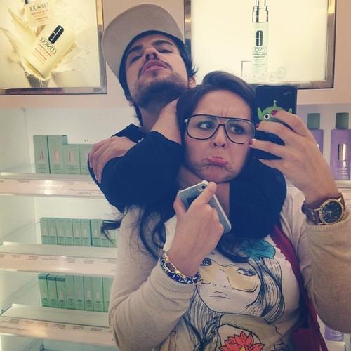 Kefera e Rafa Sanchez assumem namoro no instagram