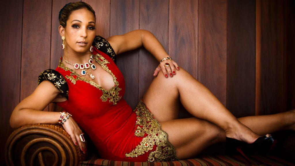 Valesca é um dos primeiros nomes femininos de sucesso do funk