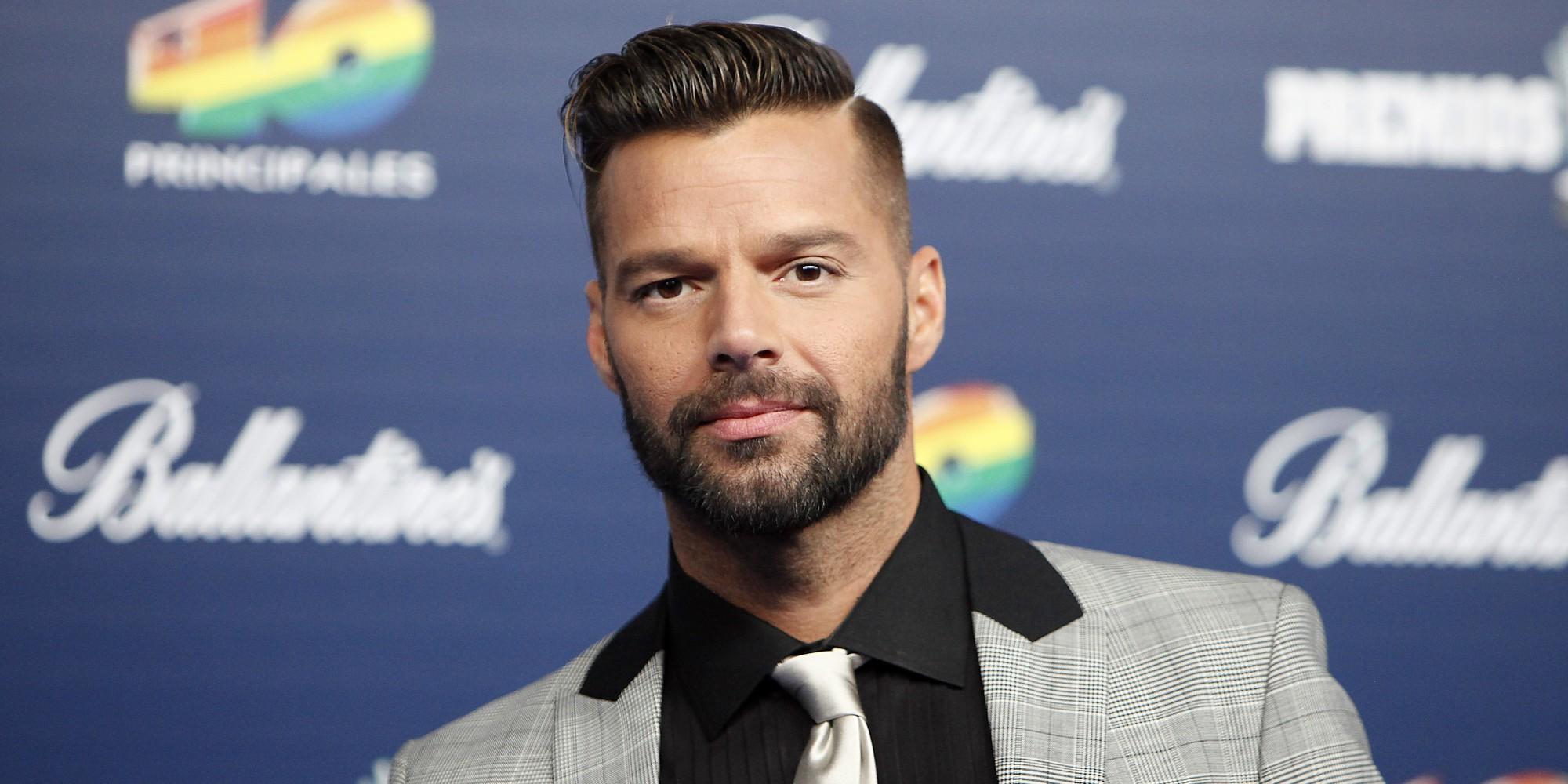 Ricky Mantin revelou sua opção sexual aos 38 anos