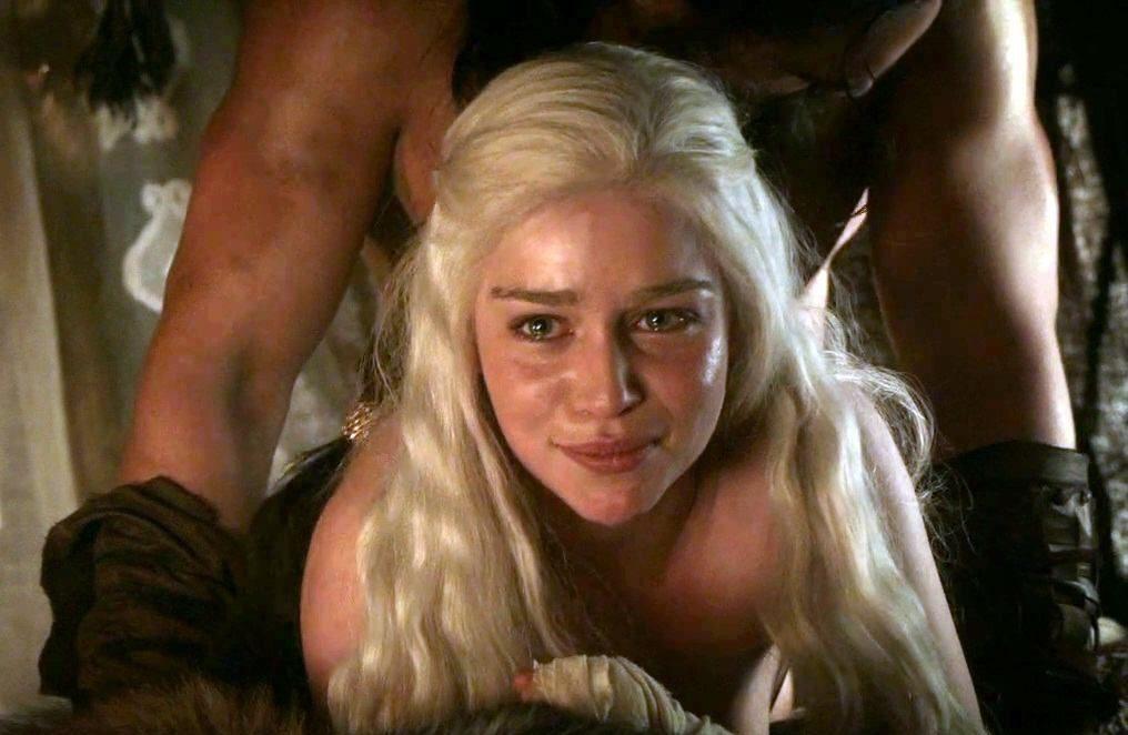 Daenerys estuprada na noite de núpcias