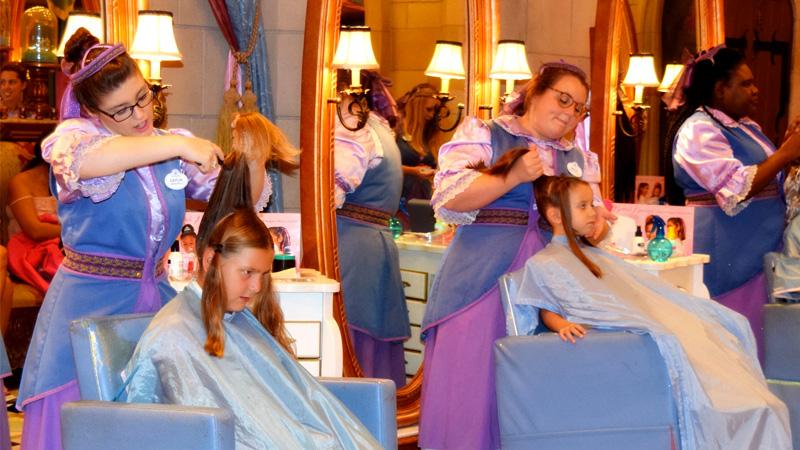 Como se tornar uma princesa Disney