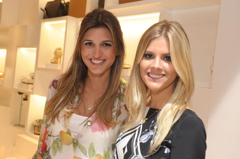 Lala e Maria Rudge mantêm o blog sobre moda e casa
