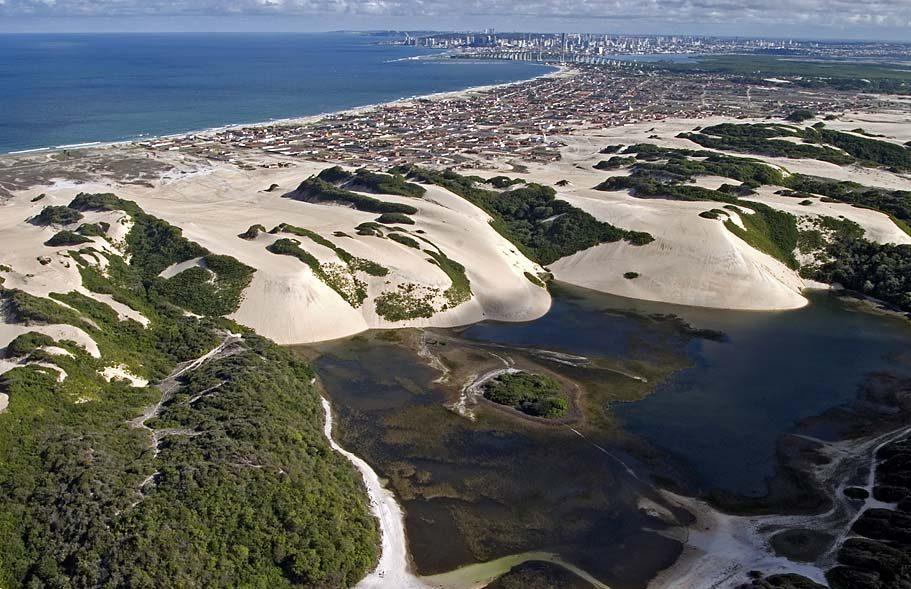 Parque do Genipabu é o segundo maior do Brasil