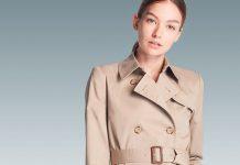 Moda 2017 Trench Coat