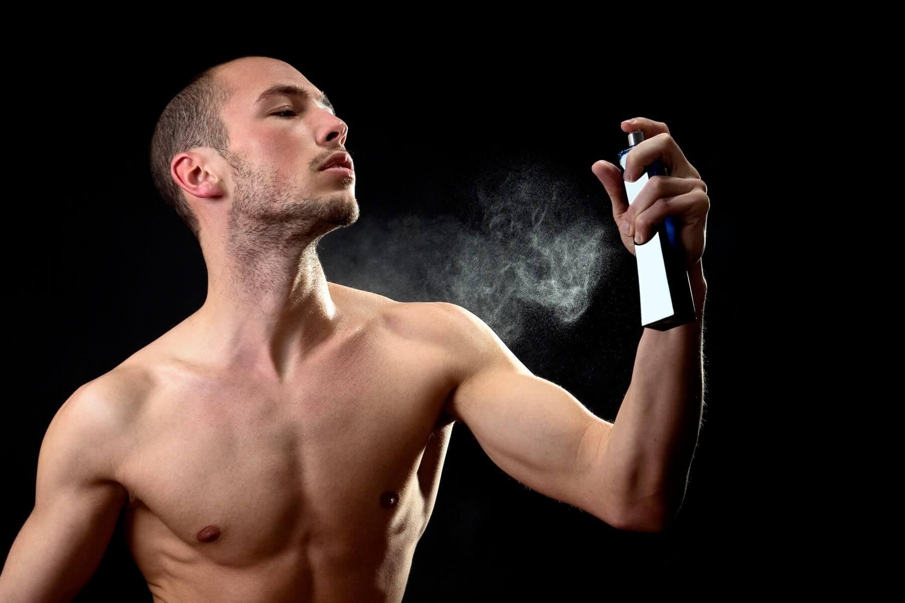 Os perfumes podem mexer com a autoconfiança a e atrair as mulheres
