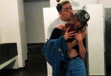Selfie no espelho de celebridades brasileiras