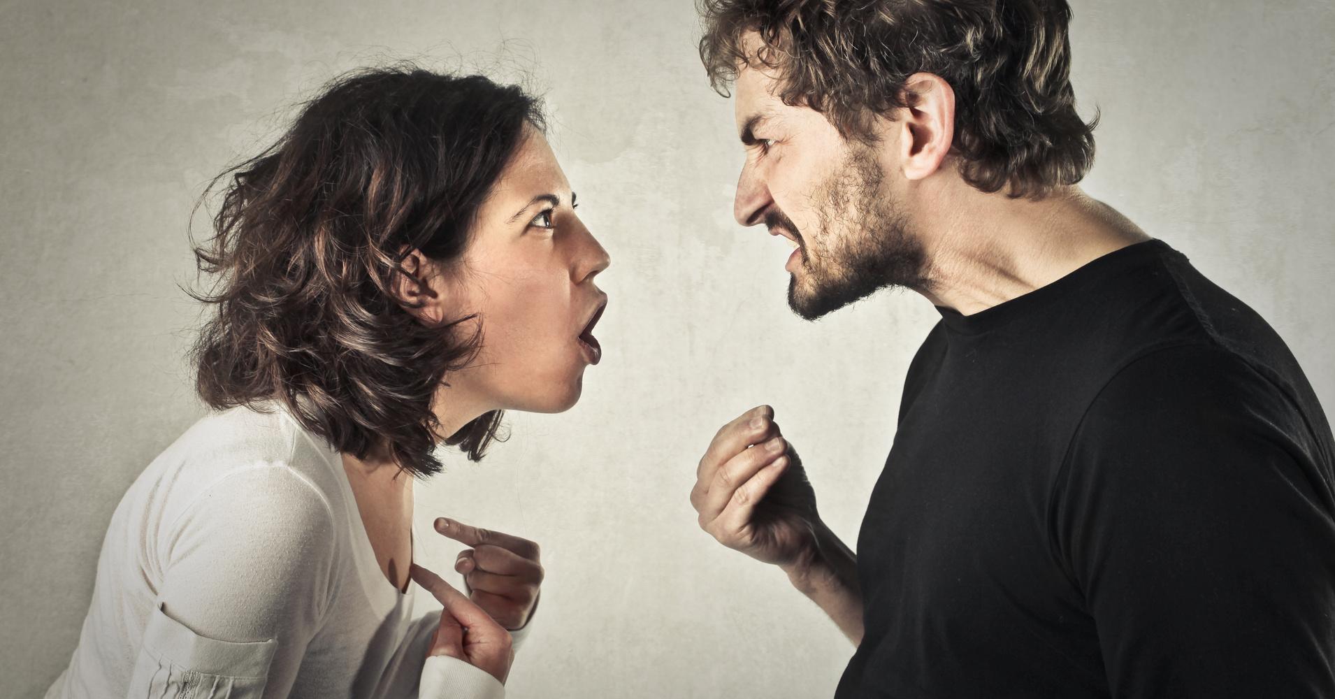 Discussões frequentes destroem a relação