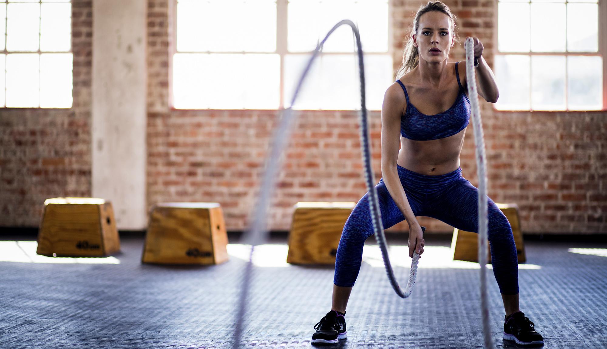 O crossfit ajuda a perder até quatro quilos em um mês