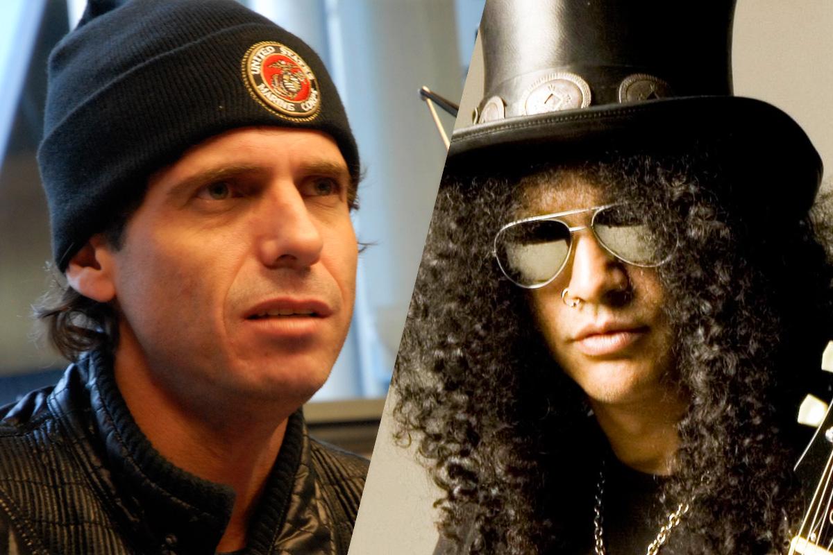 Edson e Hudson é fã de Guns n' Roses, Pink Floyd, Yes e outros rockeiros