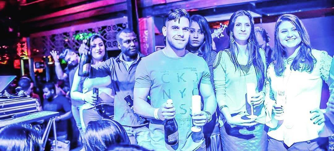 O Escritório Bar é uma das melhores baladas de Londrina.