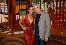 Ivete Sangalo participa de programa Conversa com Bial