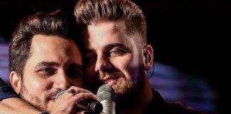 Zé Neto e Cristiano cantam o sucesso Amigo Taxista que não para de crescer