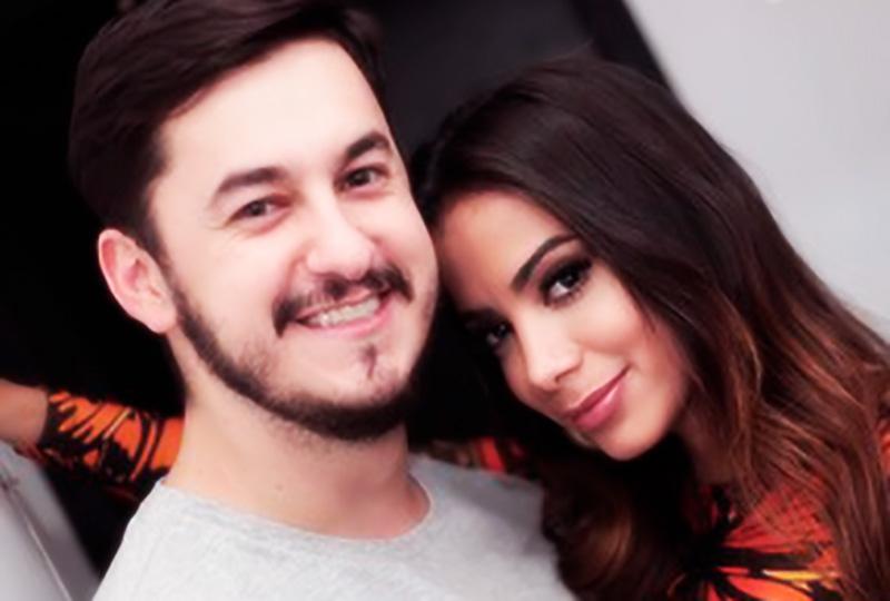 Namorados da Anitta: Em 2015 a funkeira namorou com Bruno Van Enck