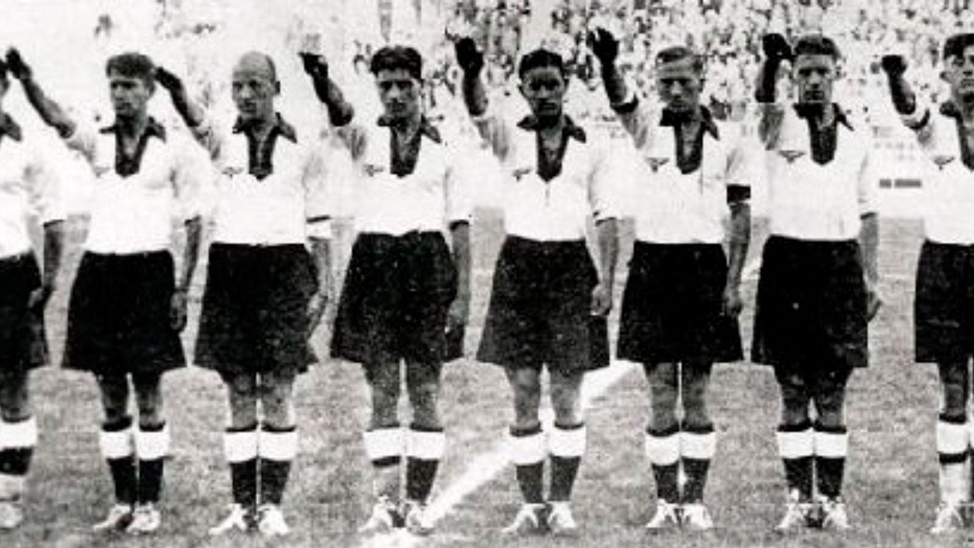 O Mundial de 1934 foi a Copa do Regime Fascista