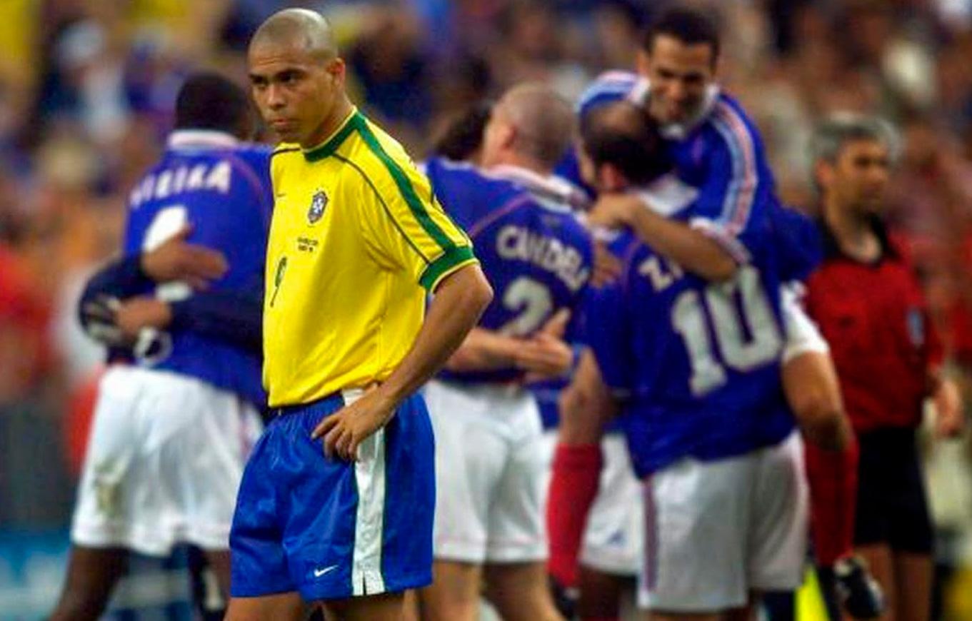 Ronaldo e a polêmica final da Copa de 1998