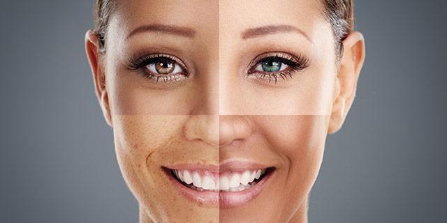 A bioeletricidade corporal e os tipos de pele