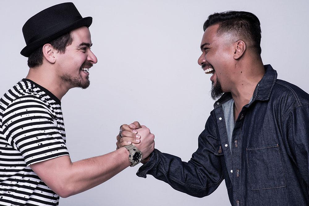 Sorriso Maroto segue na estrada com Thiago Martins substituindo Bruno que se recupera da miocardite