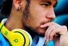 Neymar e as músicas que marcaram sua trajetória