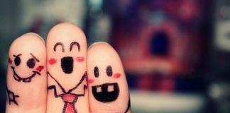 Os amigos são extensão do nosso coração