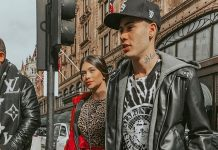 MC Kevinho e sua atual namorada Flavia Pavanelli